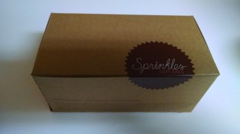 Sprinkles To-Go Box
