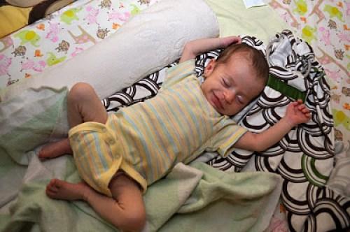 Sleepy Times Smiles