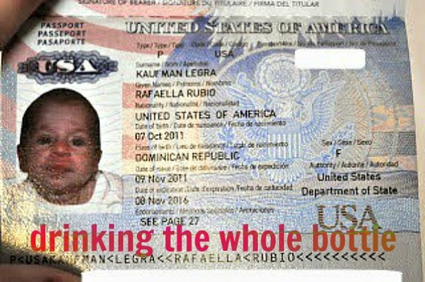 American Citizen Abroad
