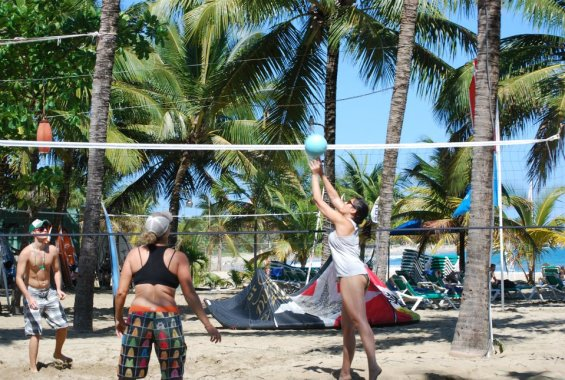 volleyball cabarete