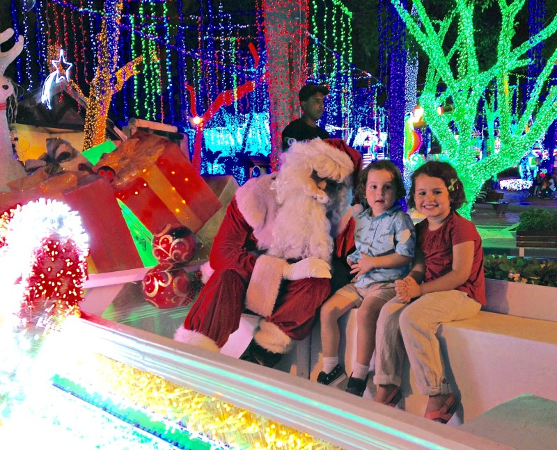 Parque de Luces Santa