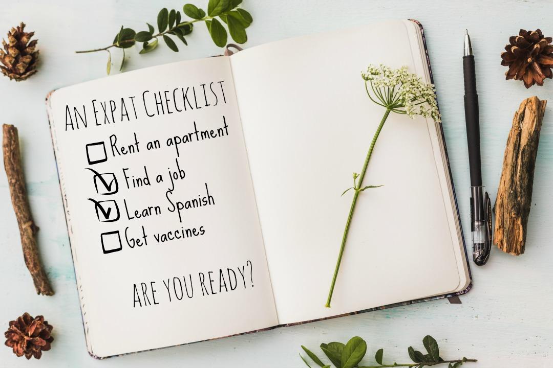 Expat Checklist