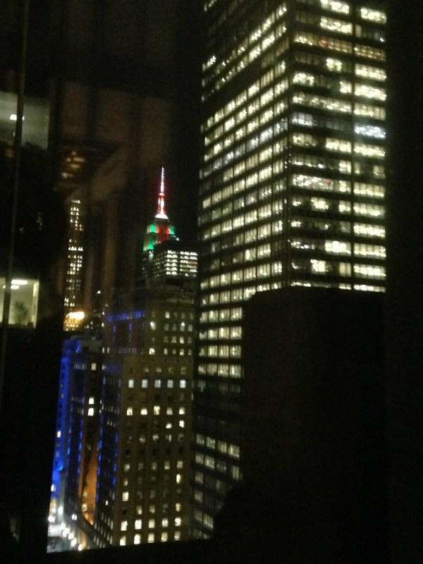 View of the Original Waldorf Astoria