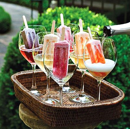 Drinkable Summer Treats for Adults