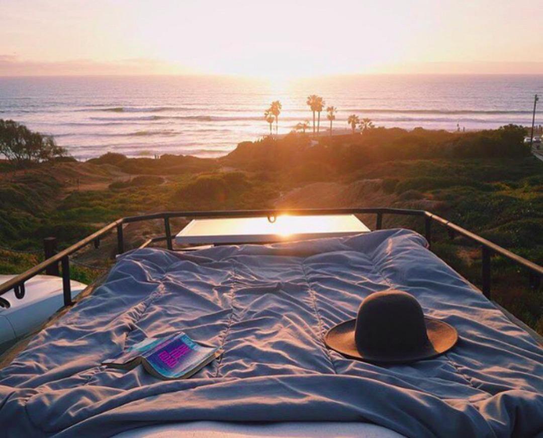 8 Van Life Accounts On Instagram That Are Boss