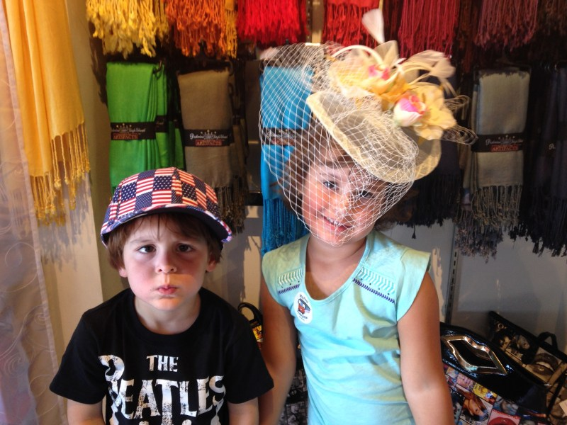 children of many hats