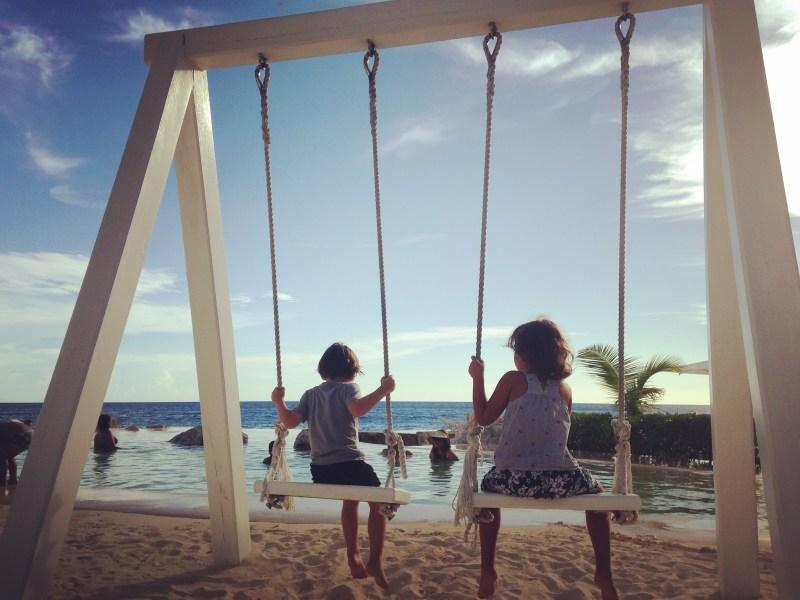 Tracadero swing