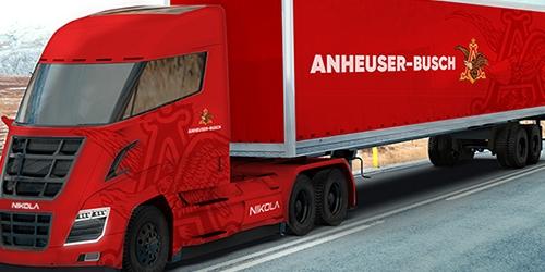 Anheuser-Busch закупает электромобили для своего автопарка