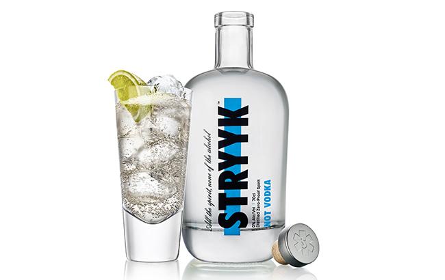 Безалкогольная водка Stryyk