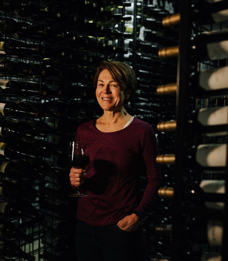 Janice McDonald of Howard Park Wines - picture courtesy Paris Hawken Photography