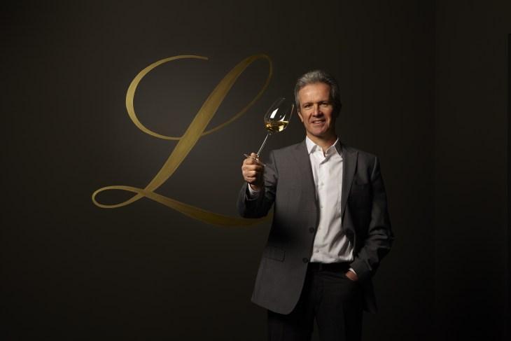 Champagne Lanson chef de cave, Hervé Dantan