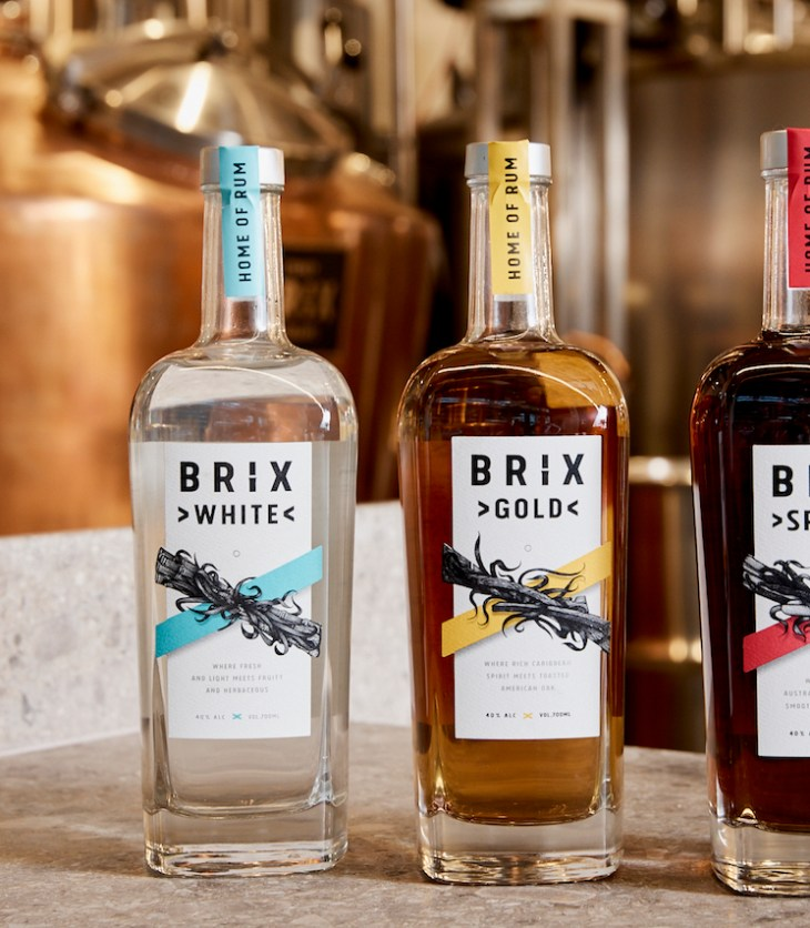 Brix Distillers is ageing rum in barrels sourced from Hunter Valley winemakers including Thomas Wines