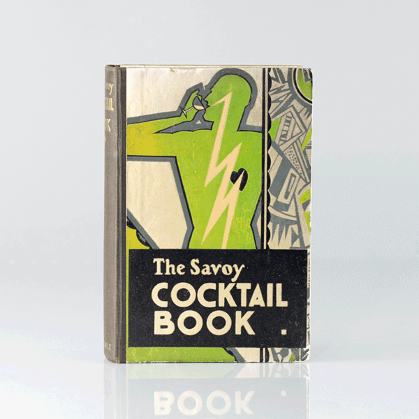 The Savoy Cocktail Book champions Plymouth Gin in its cocktail recipes