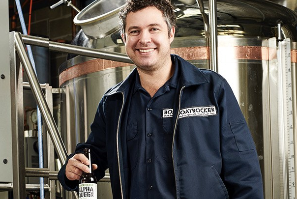 Matt Houghton of Boatrocker Brewers and Distillers