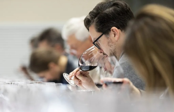 James Atkinson of Drinks Adventures at The Great Australian Red Masterclass