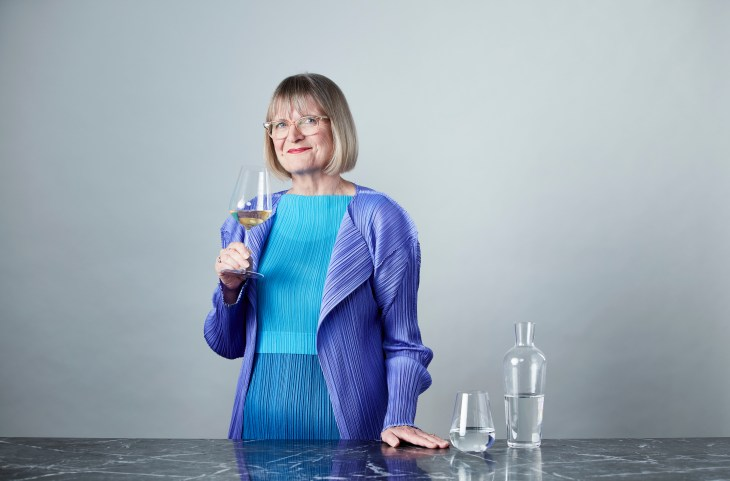 The new Jancis Robinson wine glasses are available now