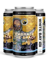 White Bay Beer Co Embrace The Space IPA