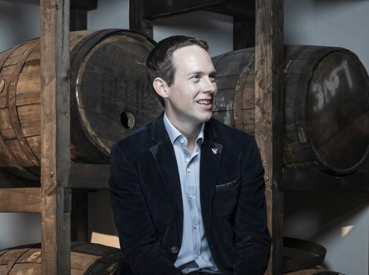 Teeling Irish Whiskey co-founder Stephen Teeling