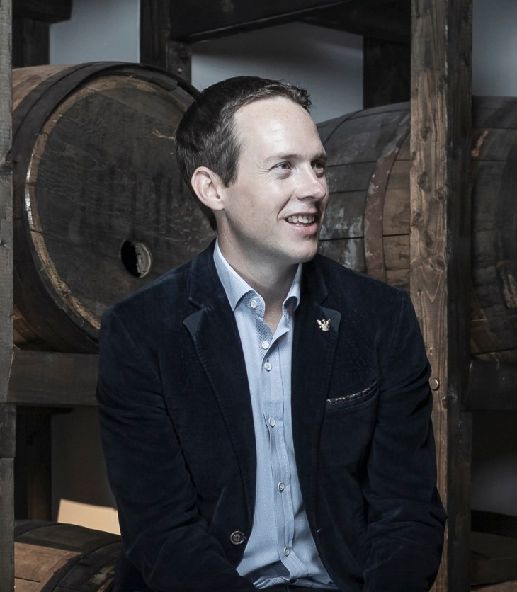 Teeling Irish Whiskey co-founder Stephen Teeling