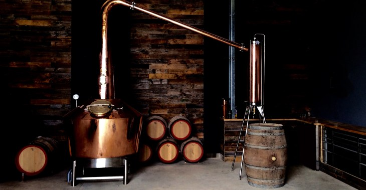McLaren Vale Distillery in Blewitt Springs, South Australia