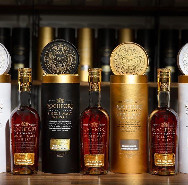 Rochfort Distillery Single Malt Whisky