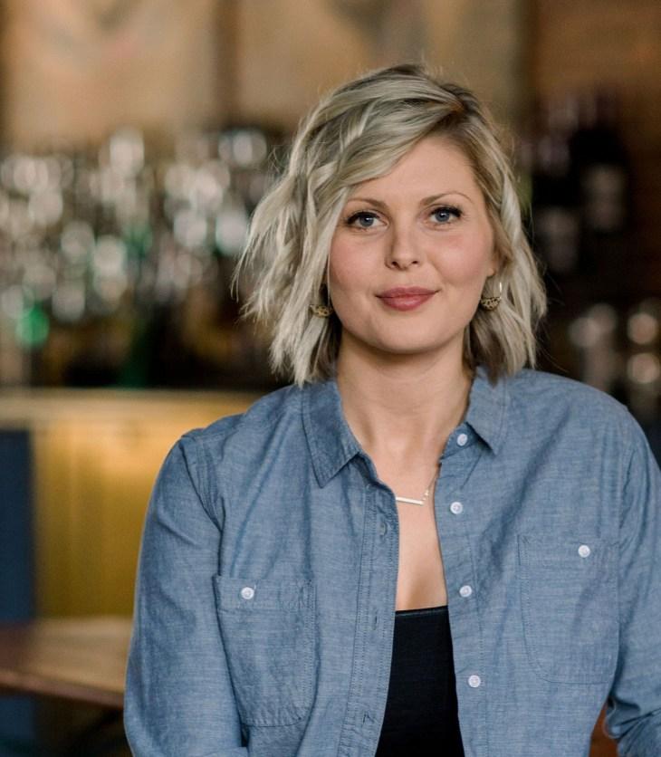 Bourbon master distiller Marianne Eaves