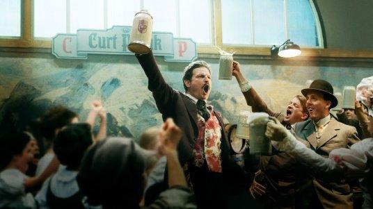 Curt Prank, the lead character in Oktoberfest: Beer & Blood