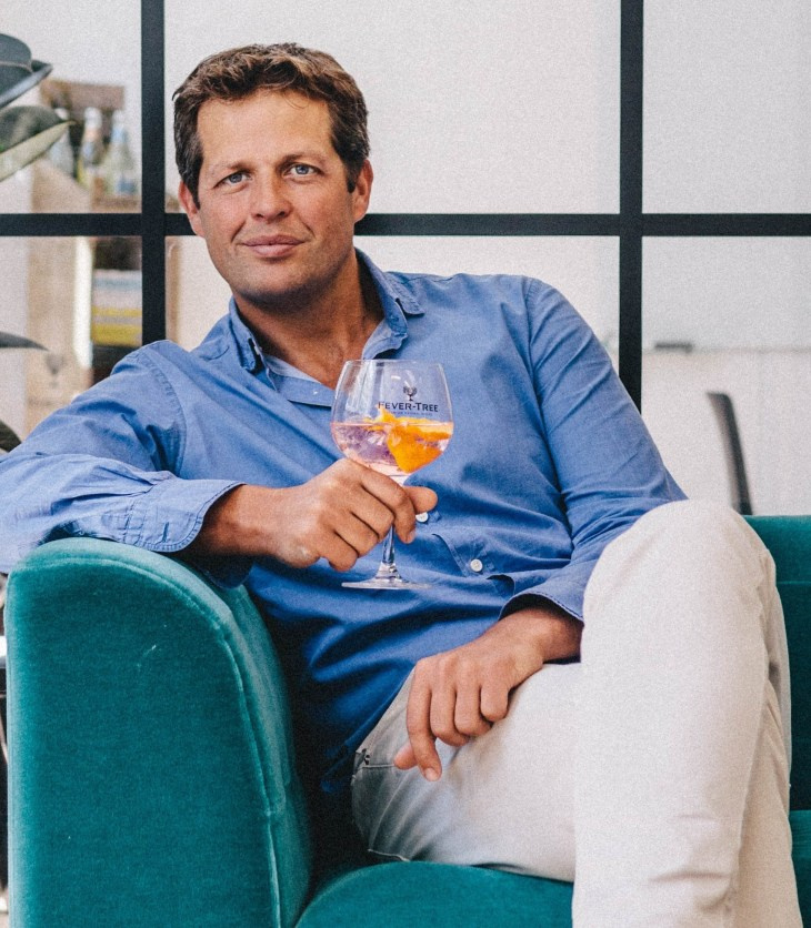 Fever-Tree CEO and co-founder, Tim Warrillow
