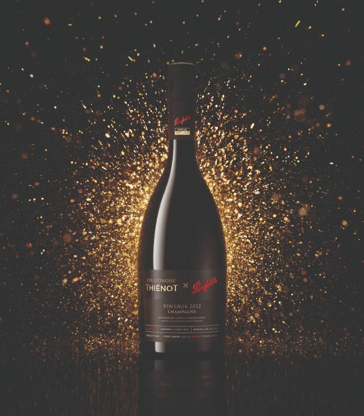 Champagne Thiénot x Penfolds Chardonnay Pinot Noir 2012