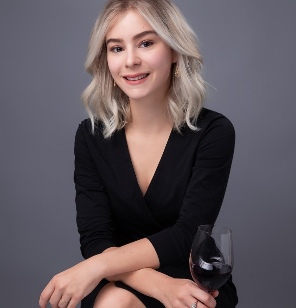 Emilie Steckenborn of the Bottled In China Podcast