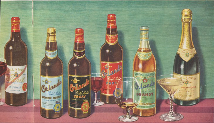 Orlando Wines