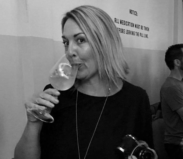 The Gin Queen founder Caroline Childerley