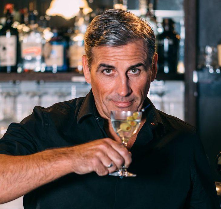 Grant Collins of Sydney restaurant Cartel