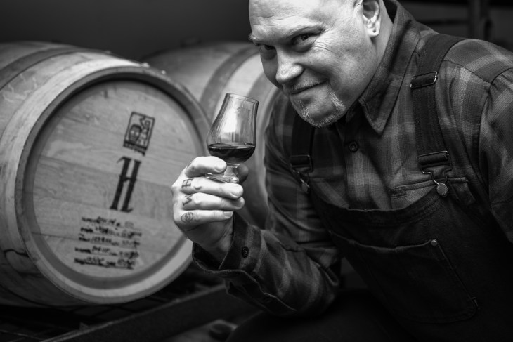 Dan Woolley, founder Highwayman Whisky