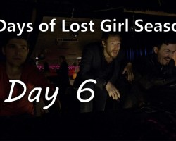 10 Days of Lost Girl Season 5 - Day 6