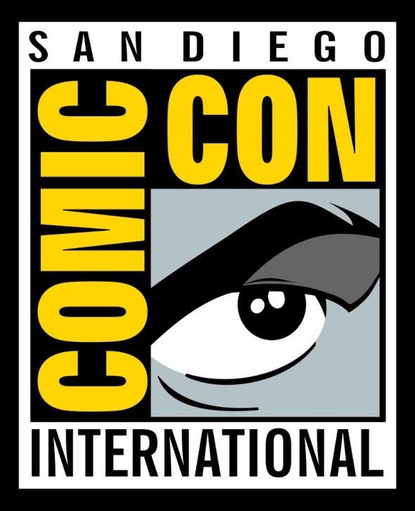 Comic Con International: San Diego Logo