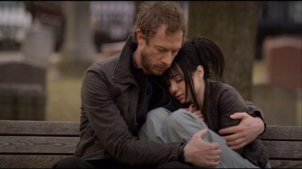 Dyson and Kenzi in Food for Thought