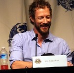 Kris Holden-Ried at Dragon*Con 2013