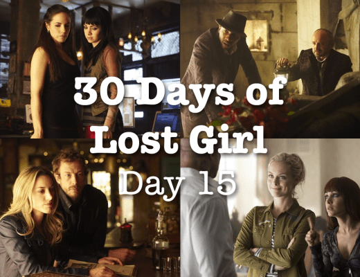 30 Days of Lost Girl 2014 Day 15