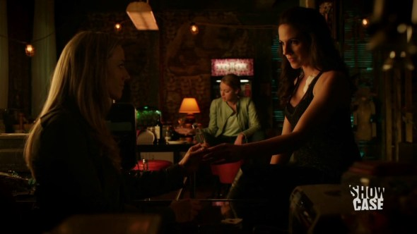 Bo Lauren and Tamsin in When God Opens a Window