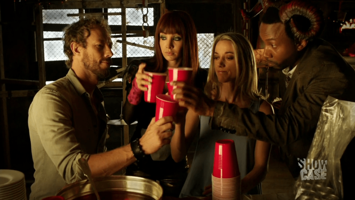 Lost Girl Renewed For A Fifth Season  Drinks At The Dal -9916
