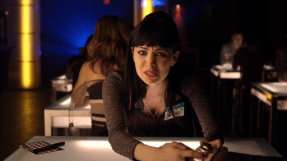 Kenzi speed dating in The Mourning After