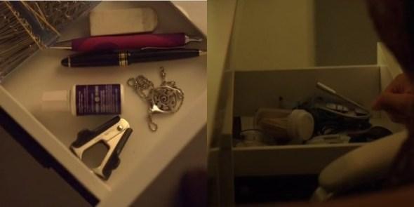 Lauren's drawers