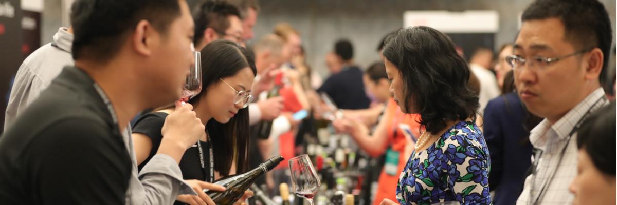 China Australian winemakers