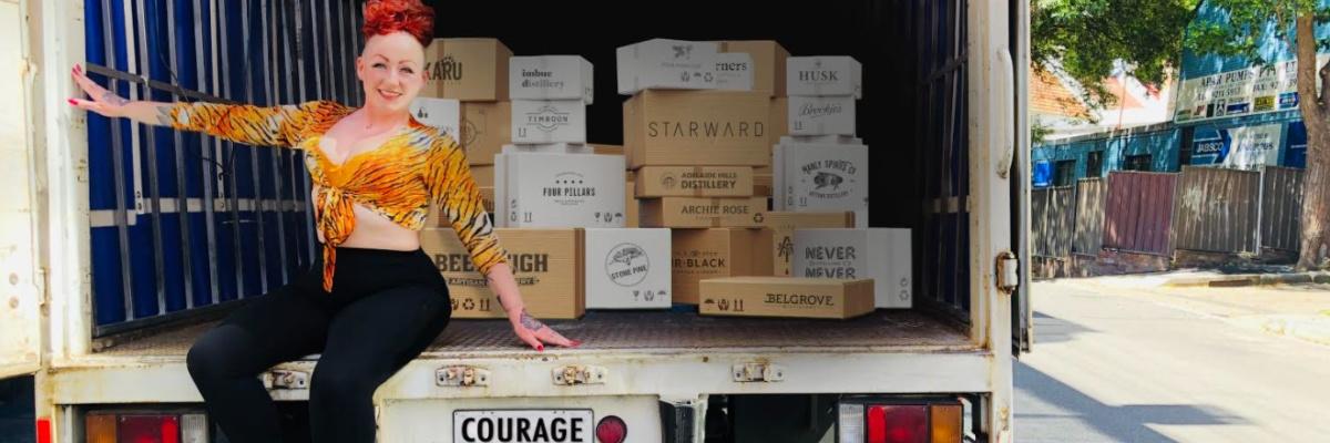 Nip of Courage Wholesale