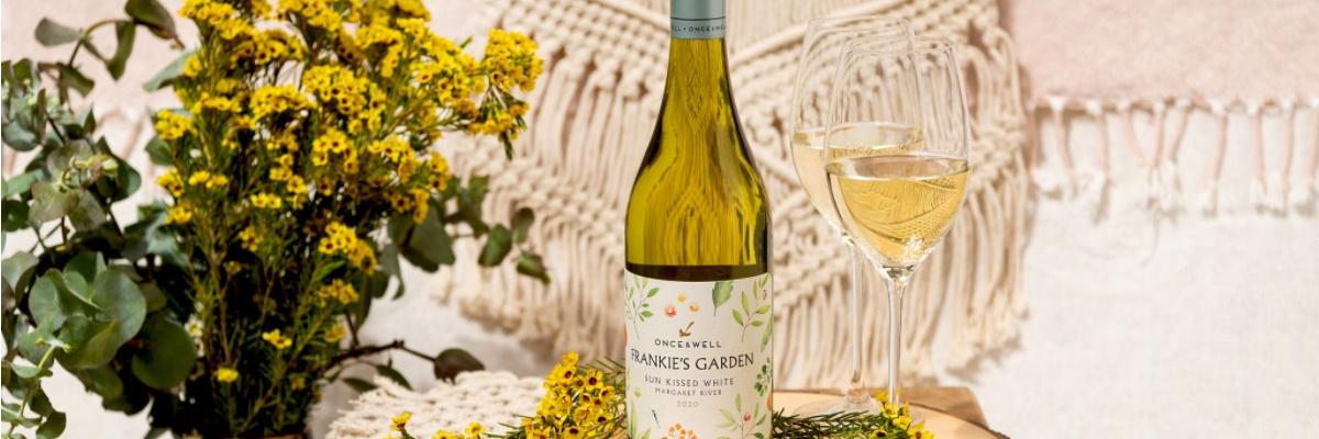 Frankie's Garden wine