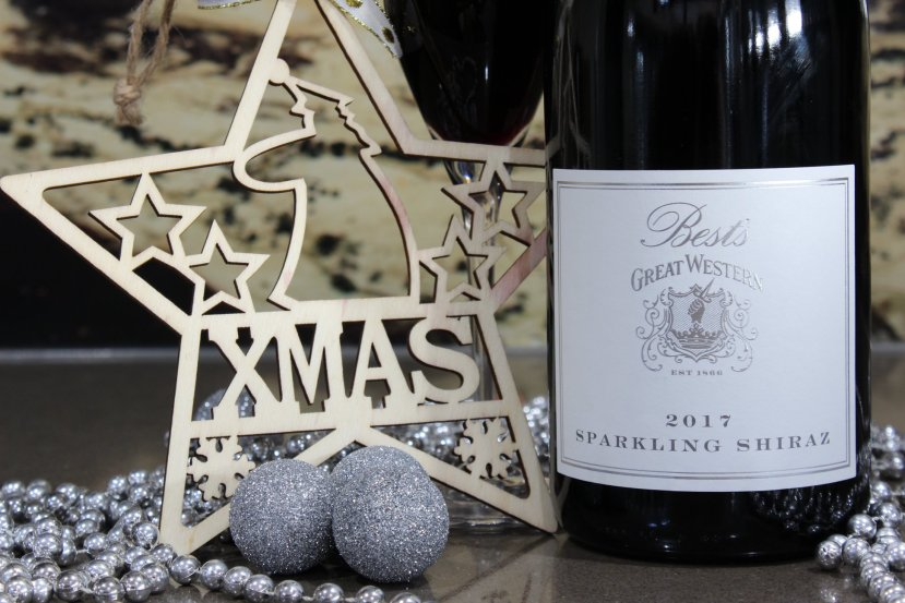Best's Great Western Sparkling Shiraz