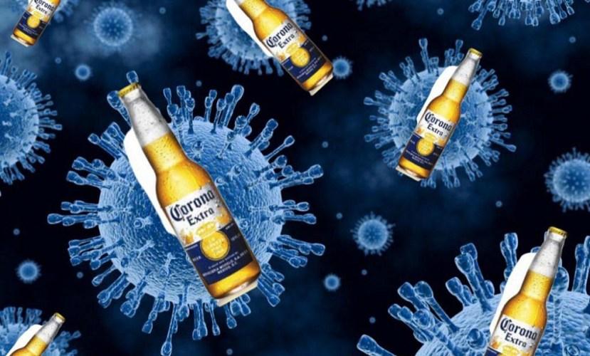 Corona beer virus