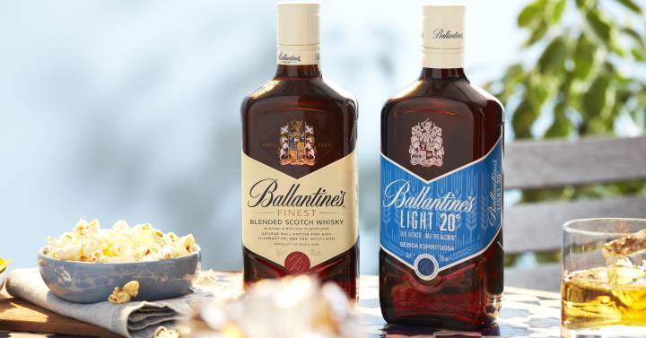 Ballantine's Light