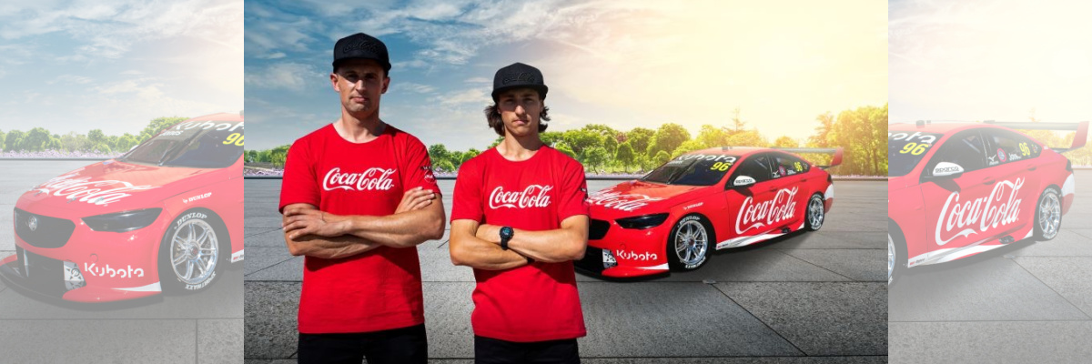 Coca-Cola sponsorship